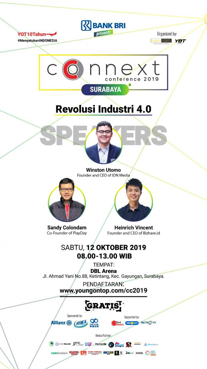 Event connext conference surabaya 2019