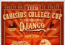 Event d'jango canisius 2019