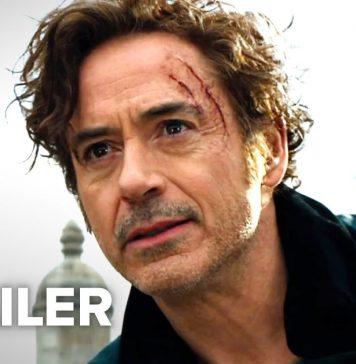 Trailer film dolittle 2020