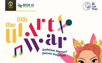 Event the 8th UI art war