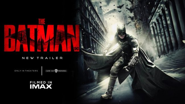 Trailer film the batman